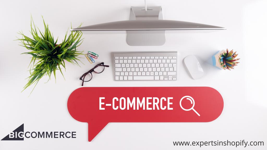 BigCommerce web commerce
